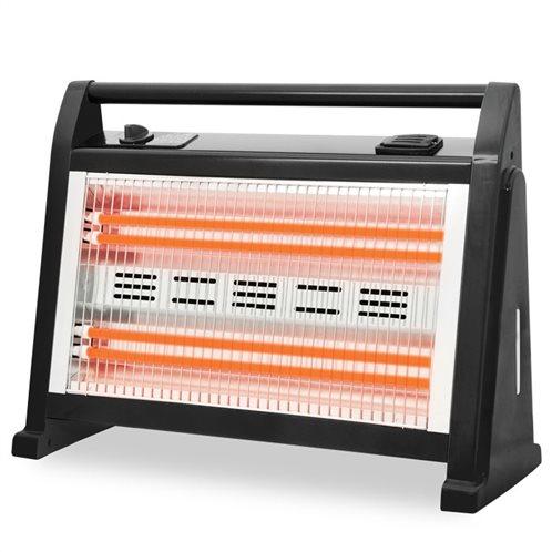 Life Ηλεκτρική θερμάστρα χαλαζία 1800W με λειτουργία ανεμιστήρα-υγραντήρα QH-100