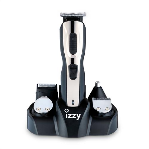 Izzy Σετ Ανδρικής Περιποίησης Επαναφορτιζόμενο PG100 Plus 10-σε-1