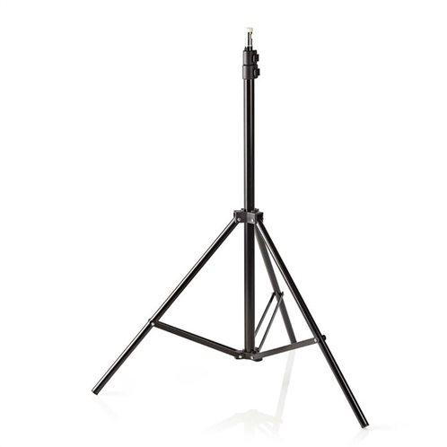 NEDIS Universal βάση στήριξης για προβολέα φωτογράφισης, ύψους 200cm, SLST10BK