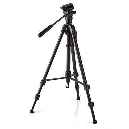 NEDIS Τρίποδο αλουμινίου για φωτογραφική μηχανής, TPOD4100BK