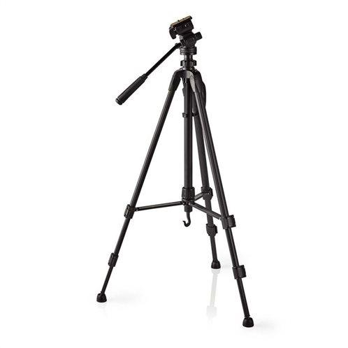 NEDIS Τρίποδας αλουμινίου για φωτογραφικές μηχανές και βιντεοκάμερες, TPOD4000BK