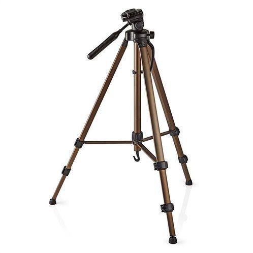NEDIS Τρίποδας αλουμινίου για φωτογραφικές μηχανές και βιντεοκάμερες, TPOD3400BZ