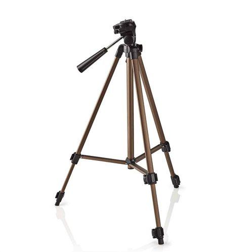 NEDIS Τρίποδας αλουμινίου για φωτογραφικές μηχανές και βιντεοκάμερες, TPOD3100BZ