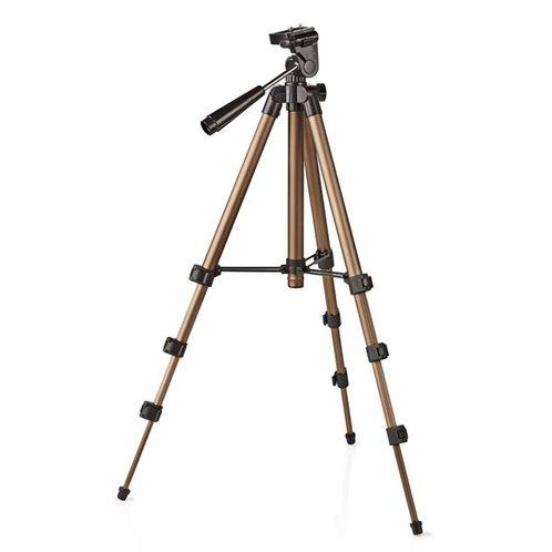 NEDIS Μίνι επιτραπέζιος τρίποδας με εύκαμπτα πόδια για φωτογραφικές, TPOD2000BZ