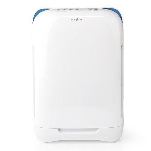 NEDIS Air Purifier με CADR 200m3/h, για χώρους έως 25m2, 50W,  AIPU200CWT