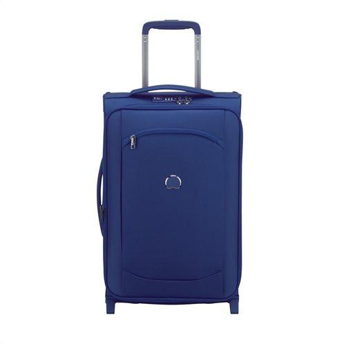 Delsey Βαλίτσα καμπίνας slim 55x35x20cm expandable Montmartre Air Blue