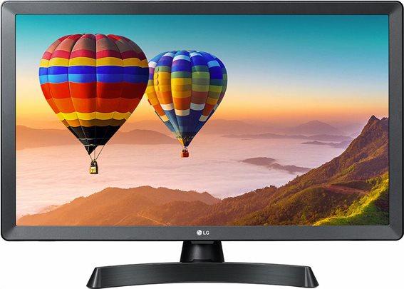"""LG Smart TV-Monitor 24"""" HD 24TN510S-PZ"""