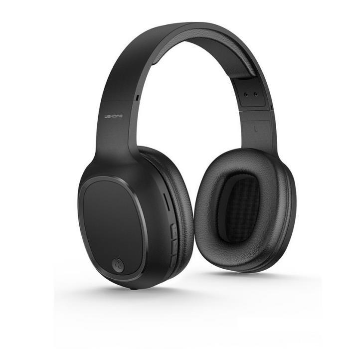 WK Headphone BT M8 Black