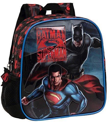 Disney σακίδιο πλάτης 23x25x10 cm σειρά Superman & Batman