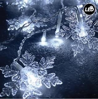 joylight LED Νιφαδες  4,2μΧ0,70μ