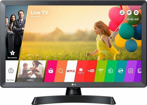 """LG Smart TV-Monitor 28"""" HD 28TN515S-PZ"""