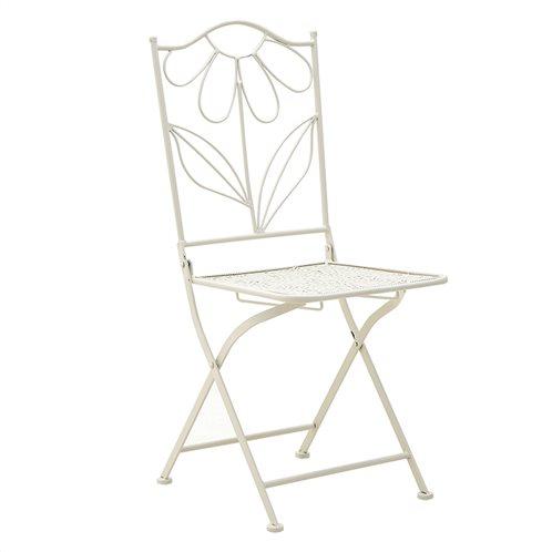 Inart Μεταλλική Καρέκλα 3-50-207-0083