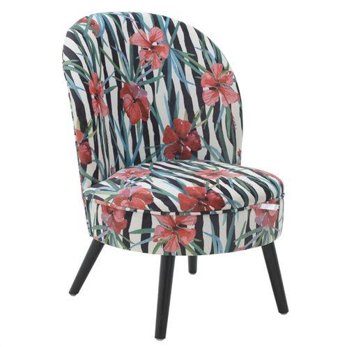 Inart Πολυθρόνα Floral 3-50-728-0007