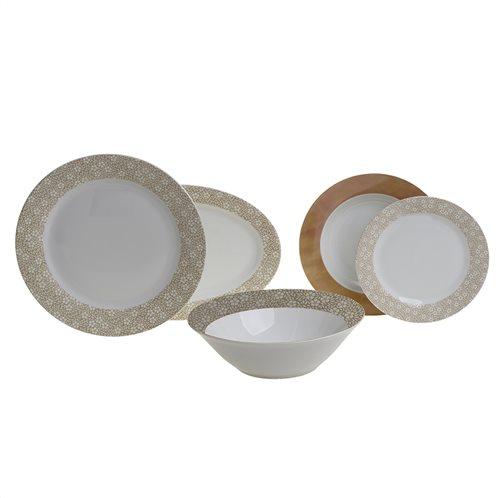 Inart Σετ Φαγητού 20 Τεμαχίων 3-60-356-0007