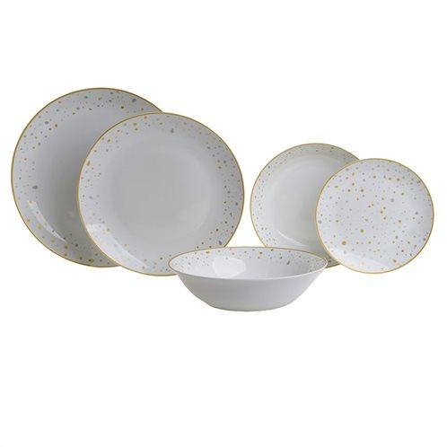 Inart Σετ Φαγητού 20 Τεμαχίων 3-60-432-0008