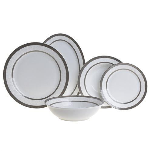 Inart Σετ Φαγητού 20 Τεμαχίων 3-60-707-0001