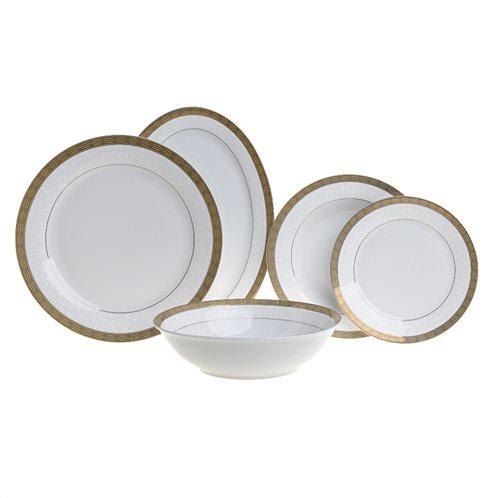 Inart Σετ Φαγητού 20 Τεμαχίων 3-60-518-0031