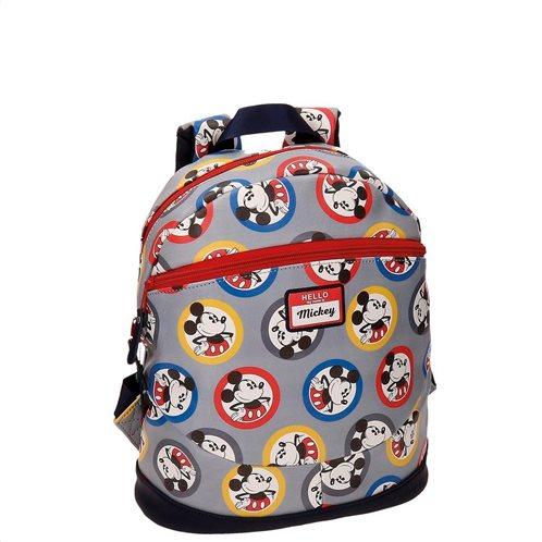 Disney σακίδιο πλάτης 25x32x12cm σειρά Mickey Circles