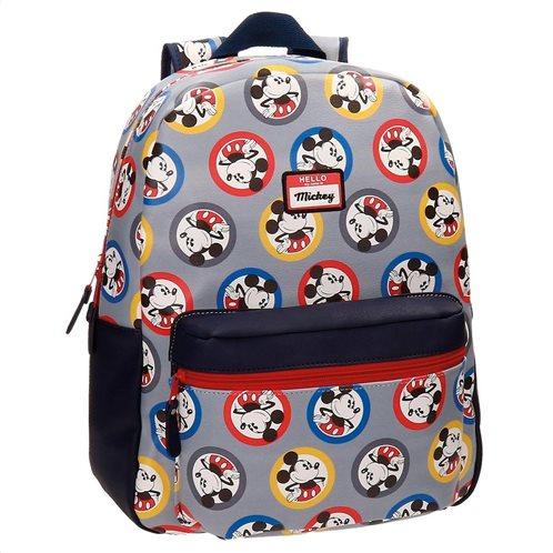 Disney σακίδιο πλάτης 30x40x16cm σειρά Mickey Circles