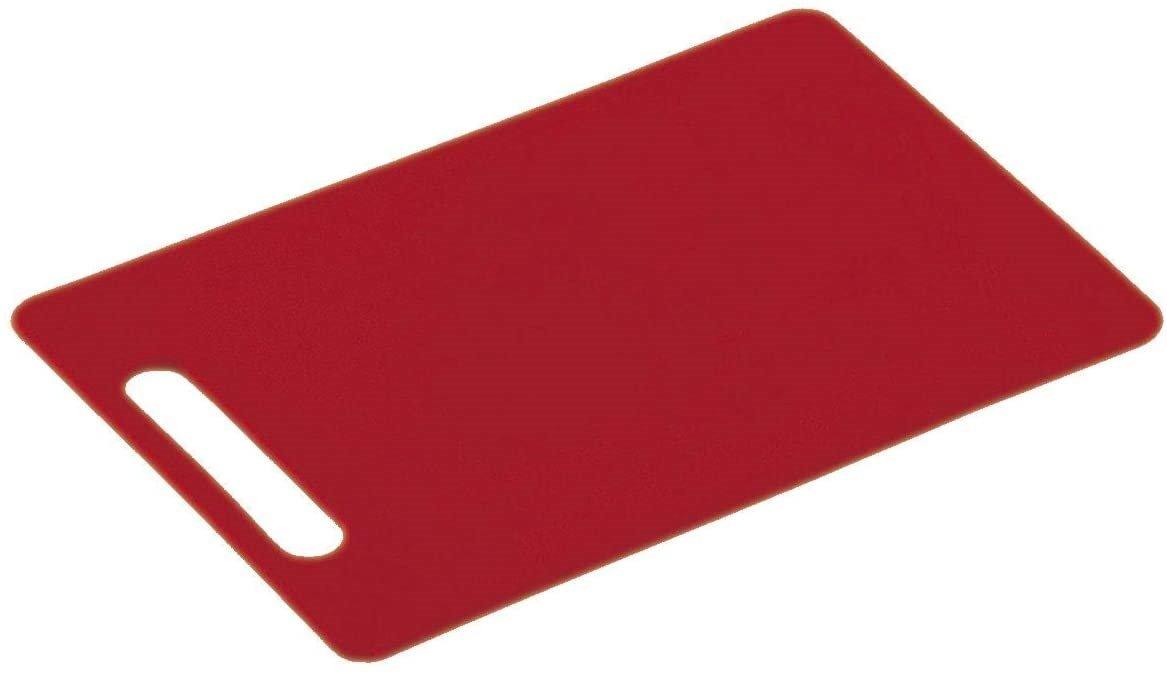 Βάση Κοπής Κόκκινη 29X19,5X0,5cm