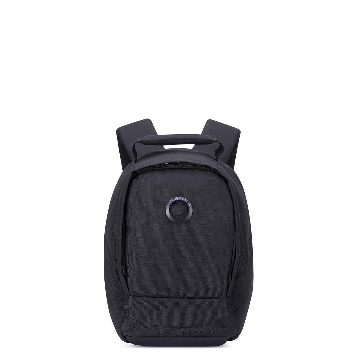 Delsey σακίδιο πλάτης 30.5x21.5x14.5cm Securban Micro Black