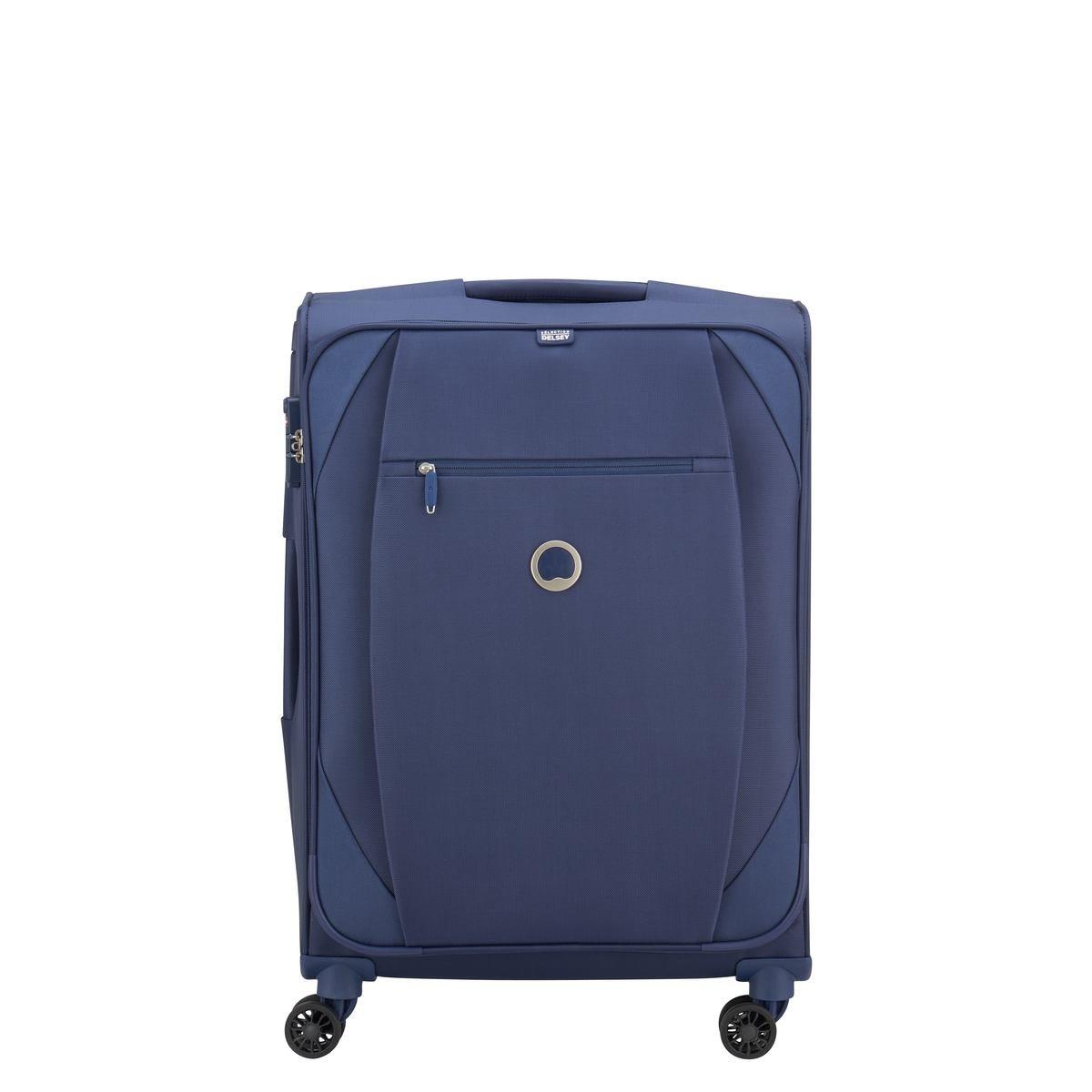 Delsey Βαλίτσα μεσαία 67x43x26cm σειρά Rami Blue