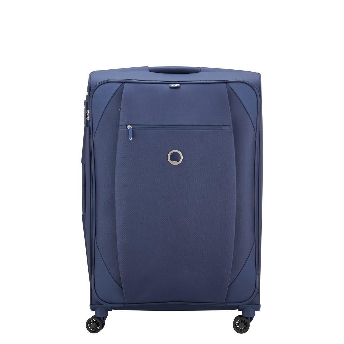 Delsey Βαλίτσα μεγάλη 78x50x30cm σειρά Rami Blue