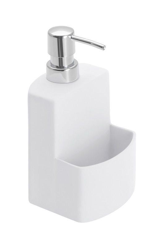 Wenko Επιτραπέζιο Dispenser Κουζίνας Κεραμικό 380ml Λευκό Festival 362011121