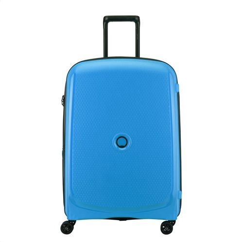 Delsey Βαλίτσα μεγάλο μέγεθος expandable 70,5x47x31cm Belmont Plus Metalic Blue