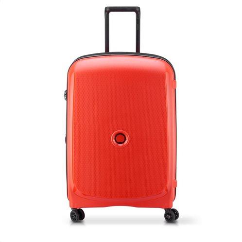 Delsey Βαλίτσα μεγάλο μέγεθος expandable 70,5x47x31cm Belmont Plus Faded Red