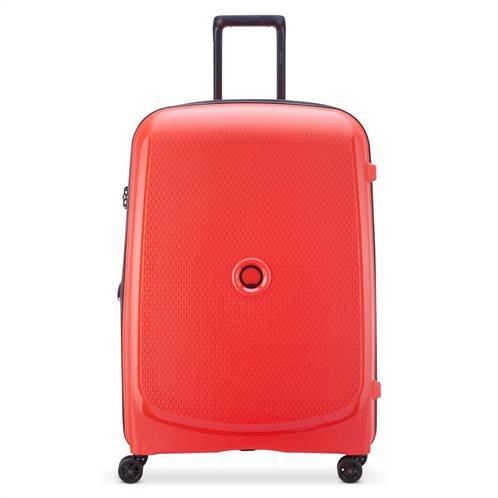 Delsey Βαλίτσα μεγάλο μέγεθος expandable 76x52x32cm Belmont Plus Faded Red