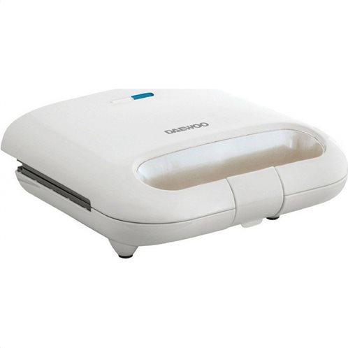 Daewoo Τοστιέρα για 2 τοστ 800W DSM-9742 Λευκό