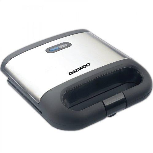 Daewoo Τοστιέρα 800W DSM-9743 Inox