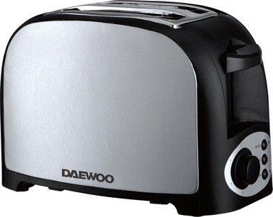 DAEWOO Φρυγανίερα 2 Θέσεων DST-6568 Inox