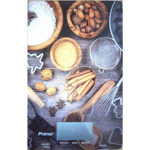PRIMO Zυγαριά Κουζίνας Ψηφιακή 5kg  CFC2025-X