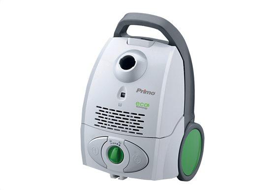 PRIMO Σκούπα Ηλεκτρική 700W YL6228S Λευκή-Silver