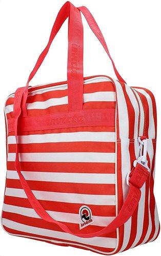 Invicta τσάντα ώμου/χειρός 38x38x20cm σειρά Rover Red