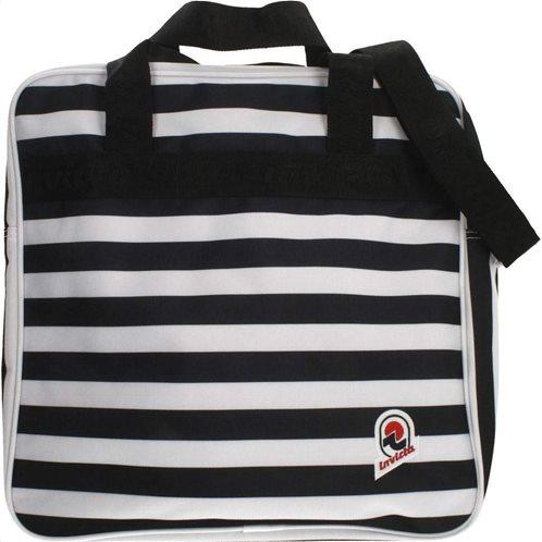 Invicta τσάντα ώμου/χειρός 38x38x20cm σειρά Rover Black