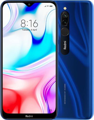 Xiaomi Smartphone Redmi 8 64GB Blue