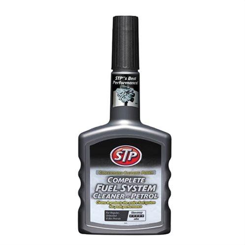 STP Πολυκαθαριστικό συστήματος τροφοδοσίας complete fuel system cleaner petrol 400ml