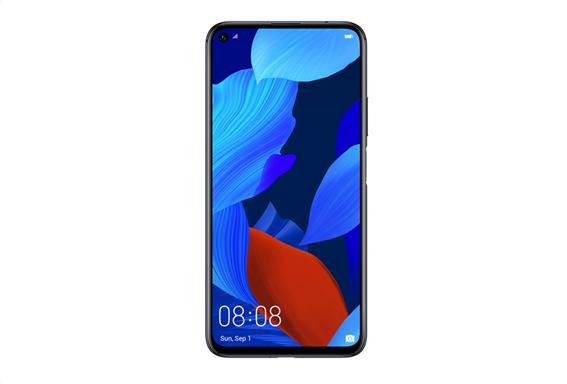 Huawei Nova 5T Κινητό Smartphone Black