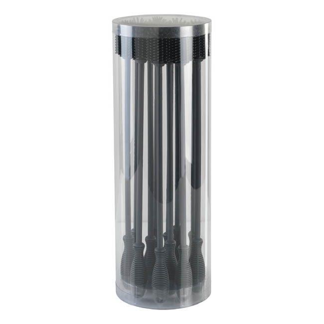 Wenko Βούρτσα Καθαρισμού Σιλικόνης για Μπουκάλια 38cm