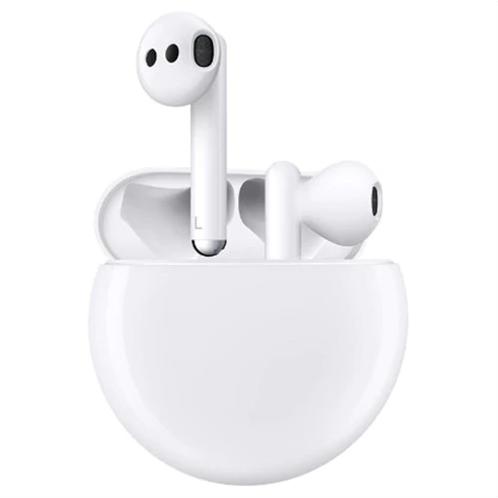 Huawei Ακουστικά Bluetooth Freebuds 3 Ceramic White