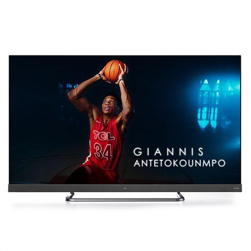 TCL Τηλεόραση 55'' 55EC780 4k Android Tv