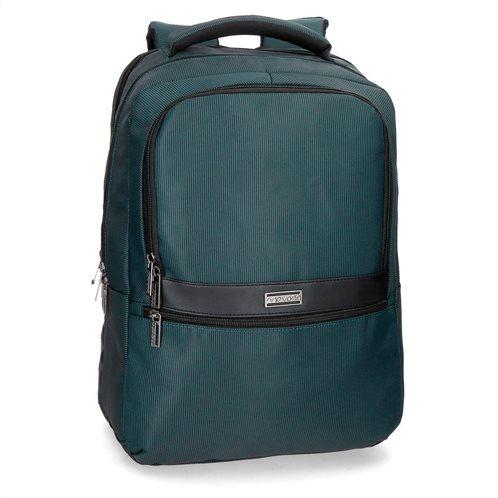 """Movom τσάντα πλάτης με Θέση gia PC 15.6"""" 31x44x15cm Movom Business Blue"""