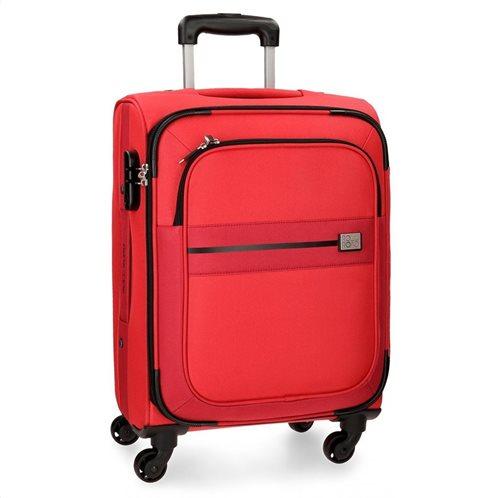 Roll Rioad Sicilia Βαλίτσα καμπίνας 55x38x20cm Red