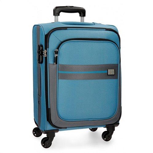 Roll Rioad Sicilia Βαλίτσα καμπίνας 55x38x20cm Blue