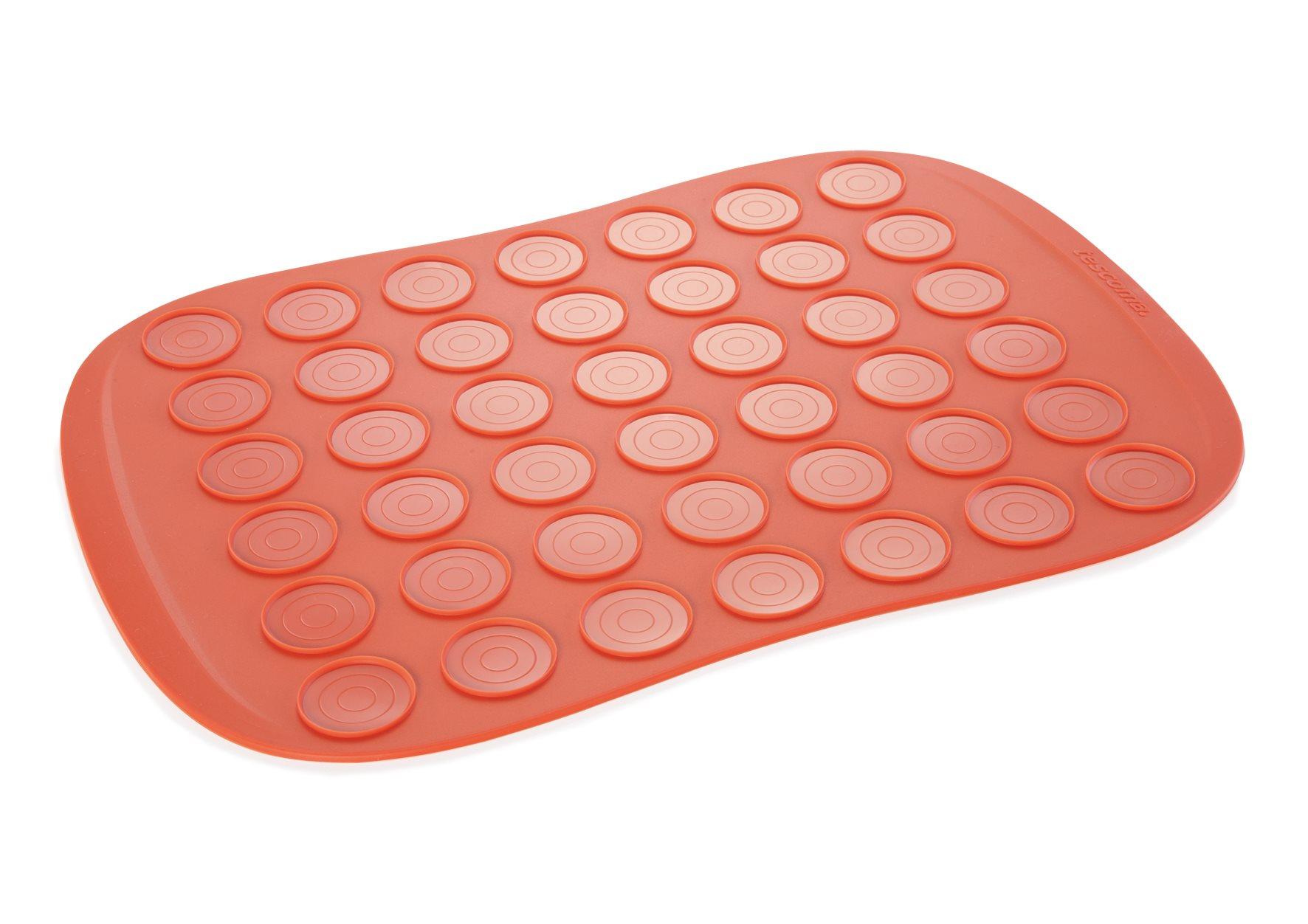 Tescoma Φόρμα Σιλικόνης για 42 Macarons Delicia Siliconprime 27X39cm