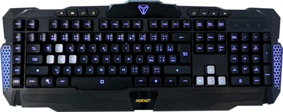 Yenkee Gaming USB Keyboard Hornet YKB 3300