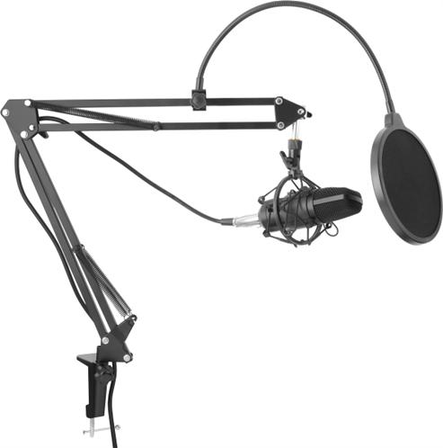 Yenkee Studio Microphone Streamer YMC 1030